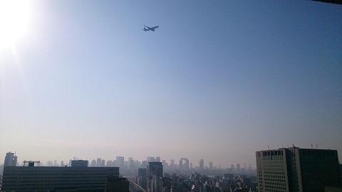 今日の空s