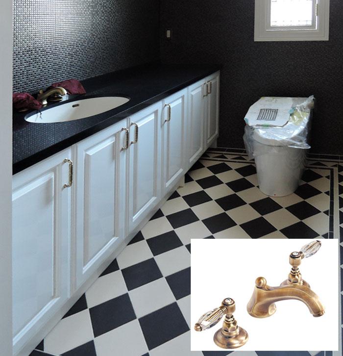 アニーズキッチン トイレ収納