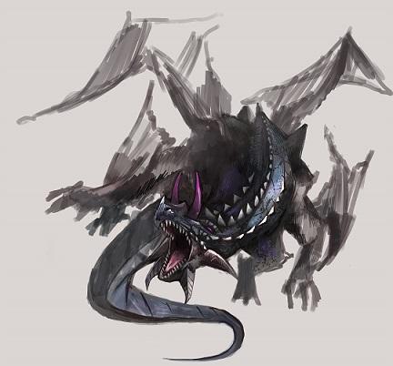 ドラゴンラフ