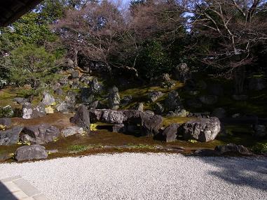 京都圓德院枯山水