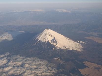 富士山全景2701