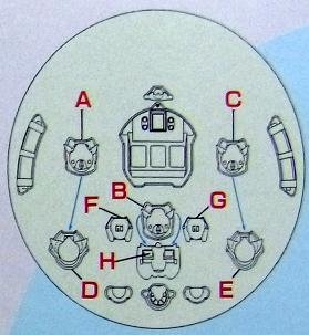 コンビネーション2役物連動説明
