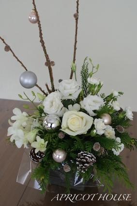 141209クリスマス花