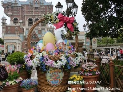 イースターの東京ディズニーリゾート~2日目~①
