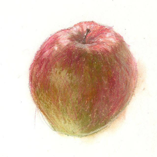 くれよんりんご