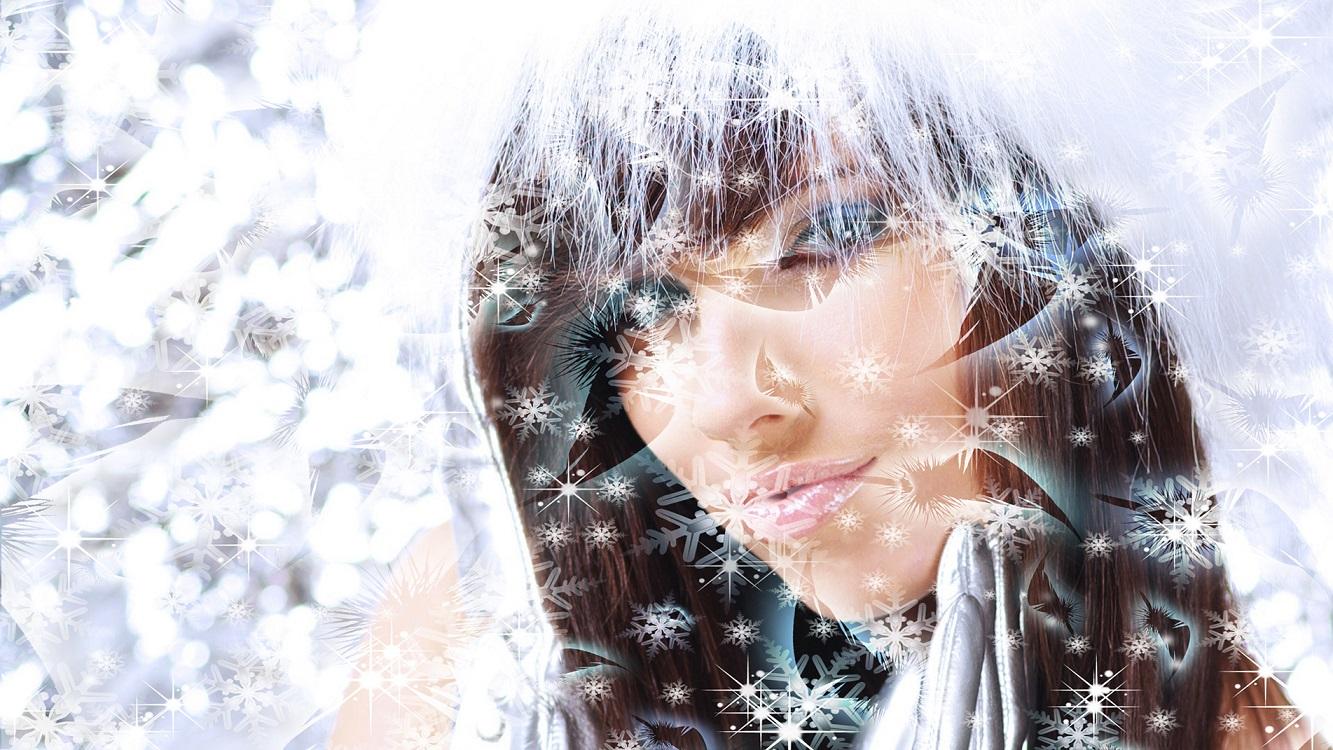 snow xmas