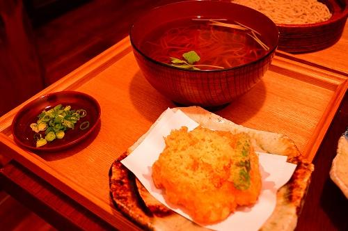 神楽坂 蕎麦 006