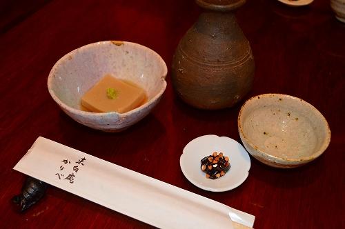 神楽坂 蕎麦 003