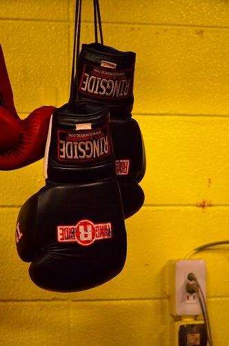 ボクシングジム 056