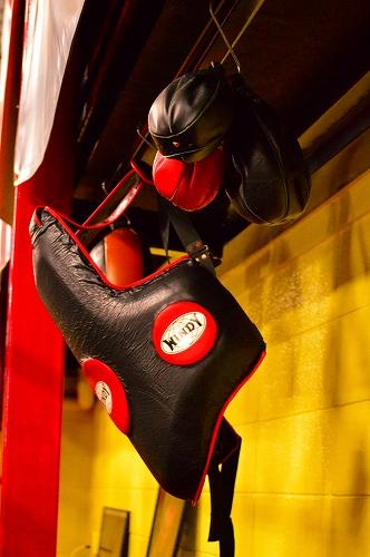 ボクシングジム 058