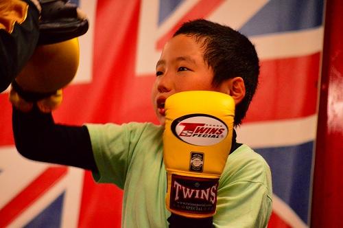 ボクシングジム 095
