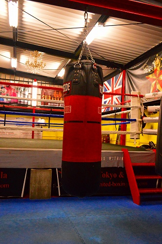 ボクシングジム 061
