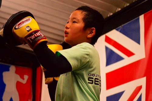 ボクシングジム 120