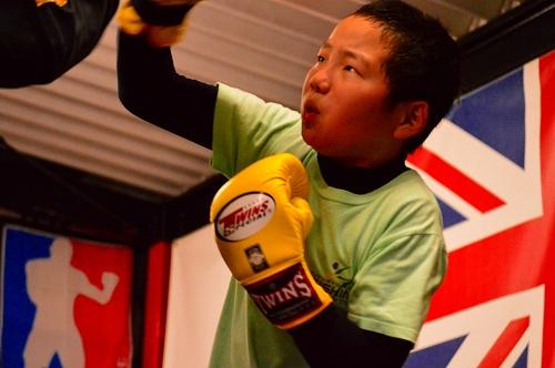 ボクシングジム 123