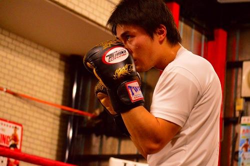 ボクシングジム 131