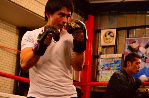 ボクシングジム 134