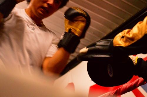 ボクシングジム 137