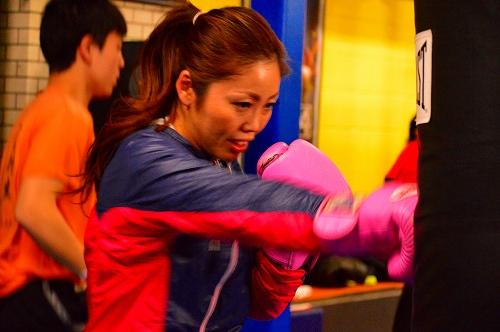 ボクシングジム 187