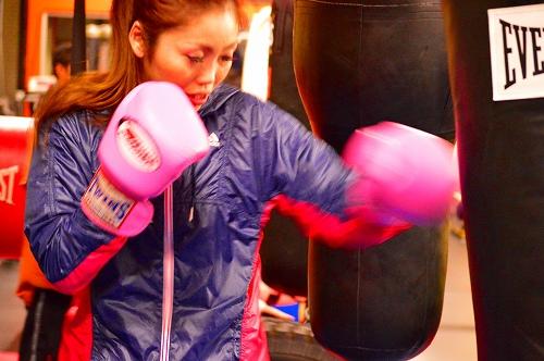 ボクシングジム 198