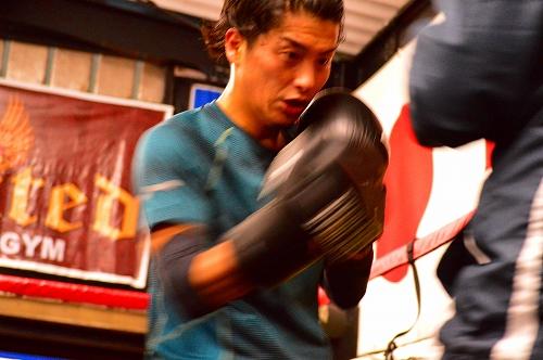 ボクシングジム 254