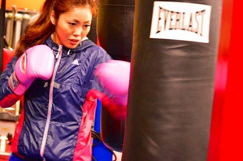 ボクシングジム 204