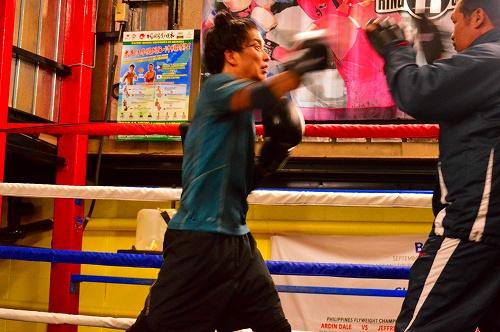 ボクシングジム 239