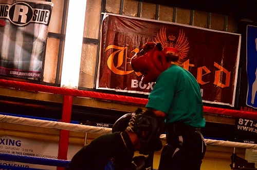 ボクシングジム 325