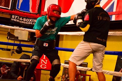 ボクシングジム 329