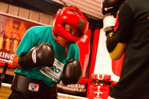 ボクシングジム 332
