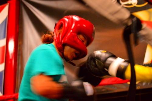 ボクシングジム 331
