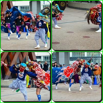 中能登獅子舞 Ⅱ