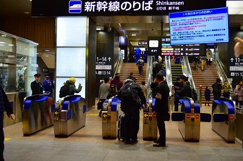 北陸新幹線金沢開業 168