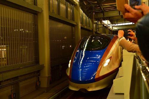北陸新幹線金沢開業 179