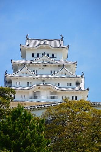 姫路城0090