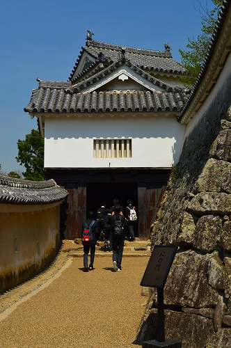 姫路城0114