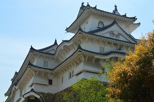 姫路城0115