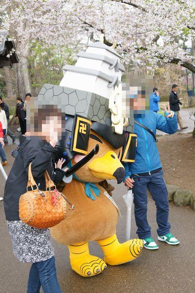弘前城たか丸2