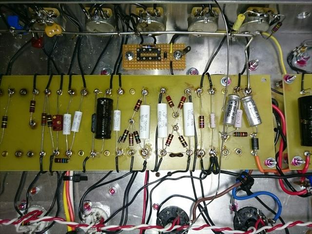DEN AMP#2&リレー回路