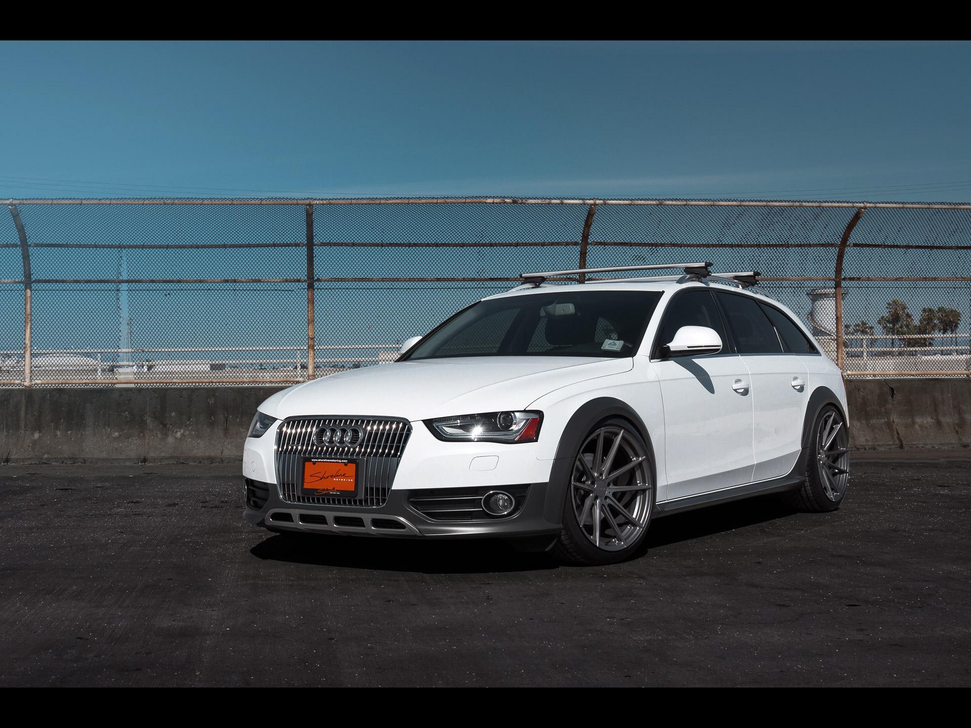 Tsw Wheels Audi A4 Allroad Quattro 2015 アウディに嵌まる 壁紙画像ブログ