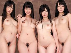 最高クラスの美女4人の潮吹き大乱交!ありさ 大槻ひびき 朝倉ことみ
