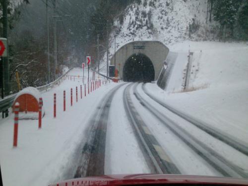 和佐又トンネル