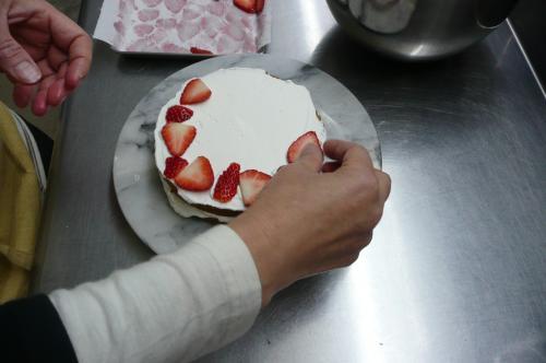 デコレーションケーキ②