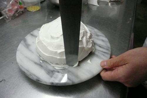 おひなまつりケーキ②