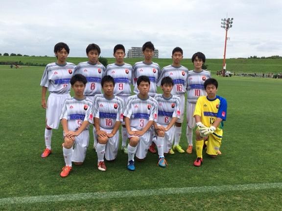 大豆戸FC 初戦突破