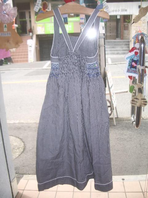 smock dress 150cm 005