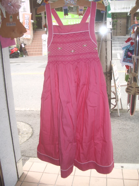smock dress 150cm 006