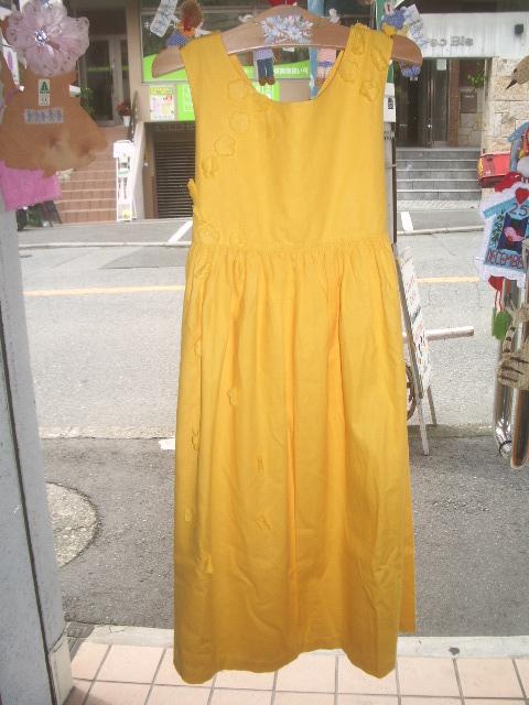 smock dress 150cm 009