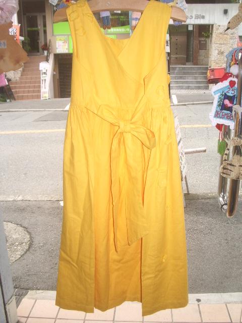 smock dress 150cm 010