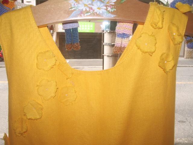smock dress150cm