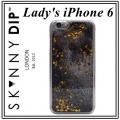IPHONE 6 BLACK GLITTER CASE1111